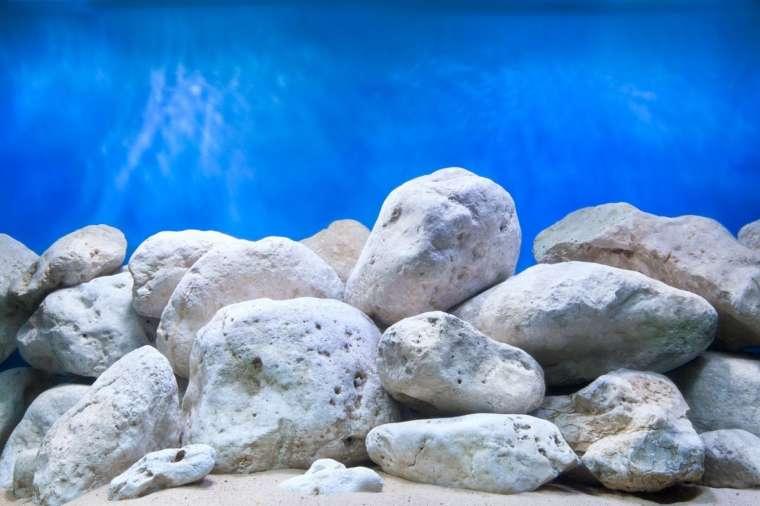 Как правильно подобрать камни для аквариума?